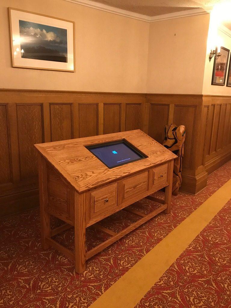Custom Wood Furniture - Alamo Finishing